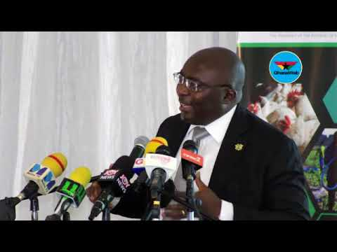 Full speech: Dr. Bawumia's response to Former President Mahama on Digital Address System