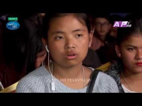 Nepal Idol Shreya Rai an absolutely beautiful singing kathmandu audition episode 7