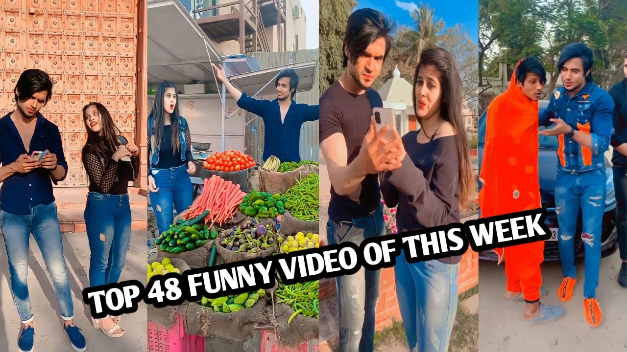 Download TOP 48 ABRAZ KHAN MOJ 😂 FUNNY VIDEO / Trending 2021 Funny 😂 video | Abraz New Viral Video Collection