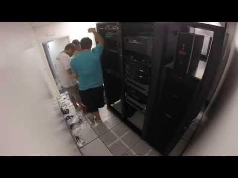 Building a Datacenter