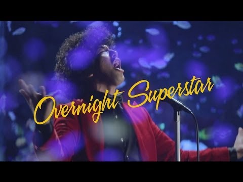 BRADIO-Overnight Superstar(OFFICIAL VIDEO)