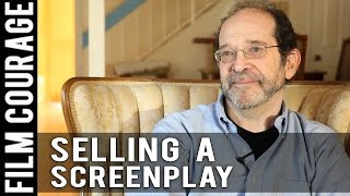 Advice On Selling A Screenplay by Steve Kaplan