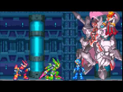 MegaMan Zero 3: Omega Battle (Vs. Omega) [Rytmik Rock Edition] by