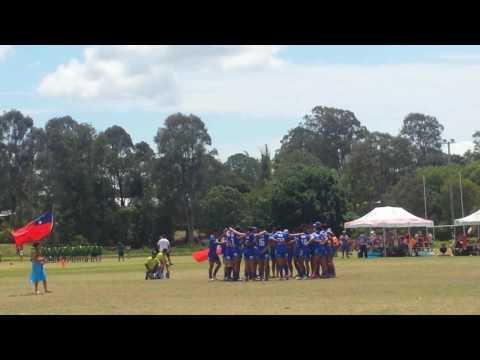 QPIC under 16 QLD Samoa VS QLD Maori