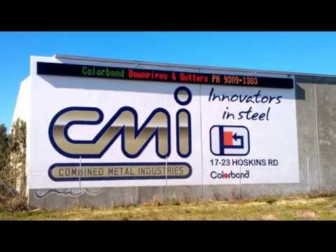 LED Signs - Combined Metal Industries, Perth
