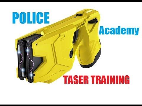 Police Academy TASER TRAINING