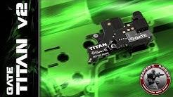 [Tech] Gate TITAN V2 (Mosfet, EFCS) Einbau, Programmierung - 6mm Airsoft/Softair - 4K UHD