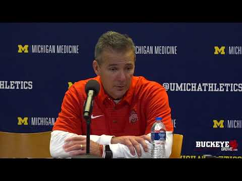 Meyer furious after Ohio State win vs. Michigan