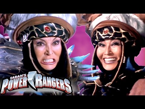 Power Rangers | Rita Repulsa's Wicked Plans!