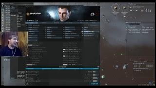 """EVE Online - """"Ночной торговец №2"""" или космический дзен и разговоры"""