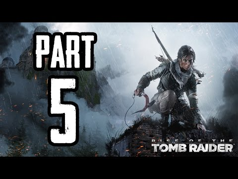 ► Rise of the Tomb Raider | #5 | Vězeň! | CZ Lets Play / Gameplay [1080p] [PC]