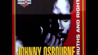 Johnny Osbourne - Love Jah So - (Truth And Rights)