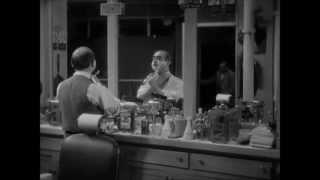 Smart money  (1931) - holící scéna