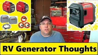 RV Boondock Power options Our thoughts