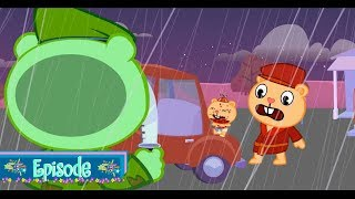 Happy Tree Friends Still Alive   A Bump in Road Special Halloween