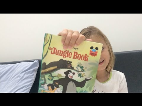 Story Time with Jodi - The Jungle Book