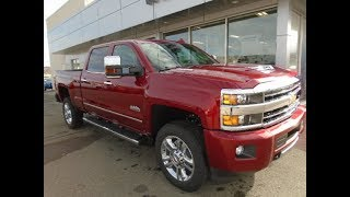 2018 Chevrolet High Country 2500HD Review