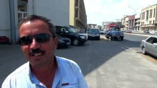 Азербайджан. Приехали в Баку. Разговор с таксистом