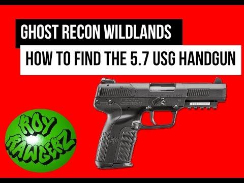 wildlands 5.7 usg location
