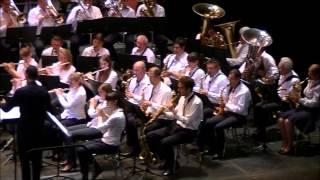 Egyptian March de Johann Strauss par la Lyre Provencale d