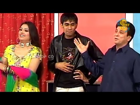 Lakh Lakh Nakhray Zafri Khan New Pakistani Stage Drama Full Comedy Funny Play