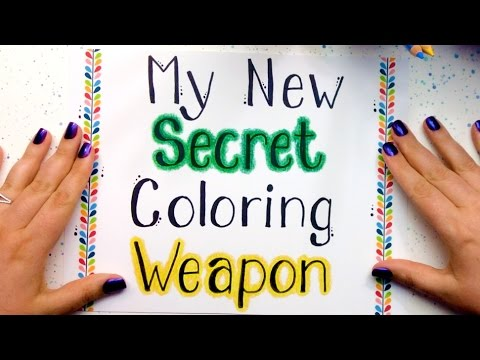 Secret Coloring Technique Revealed!