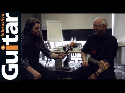 GiTV | Paul Reed Smith speaks on controversy over PRS Silver Sky, plus demo