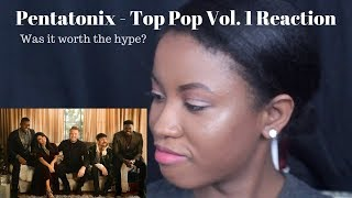 Pentatonix Top Pop Vol 1. Album Reaction |ImJustJazzmine|