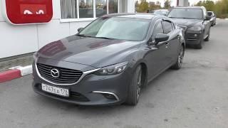 Автоподбор б\у Mazda 6 GJ (бюджет 1.000-1.200тр)