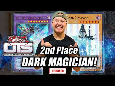 yu-gi-oh!-2nd-place-ots:-dark-magician-deck-profile-2020-format!-(update)