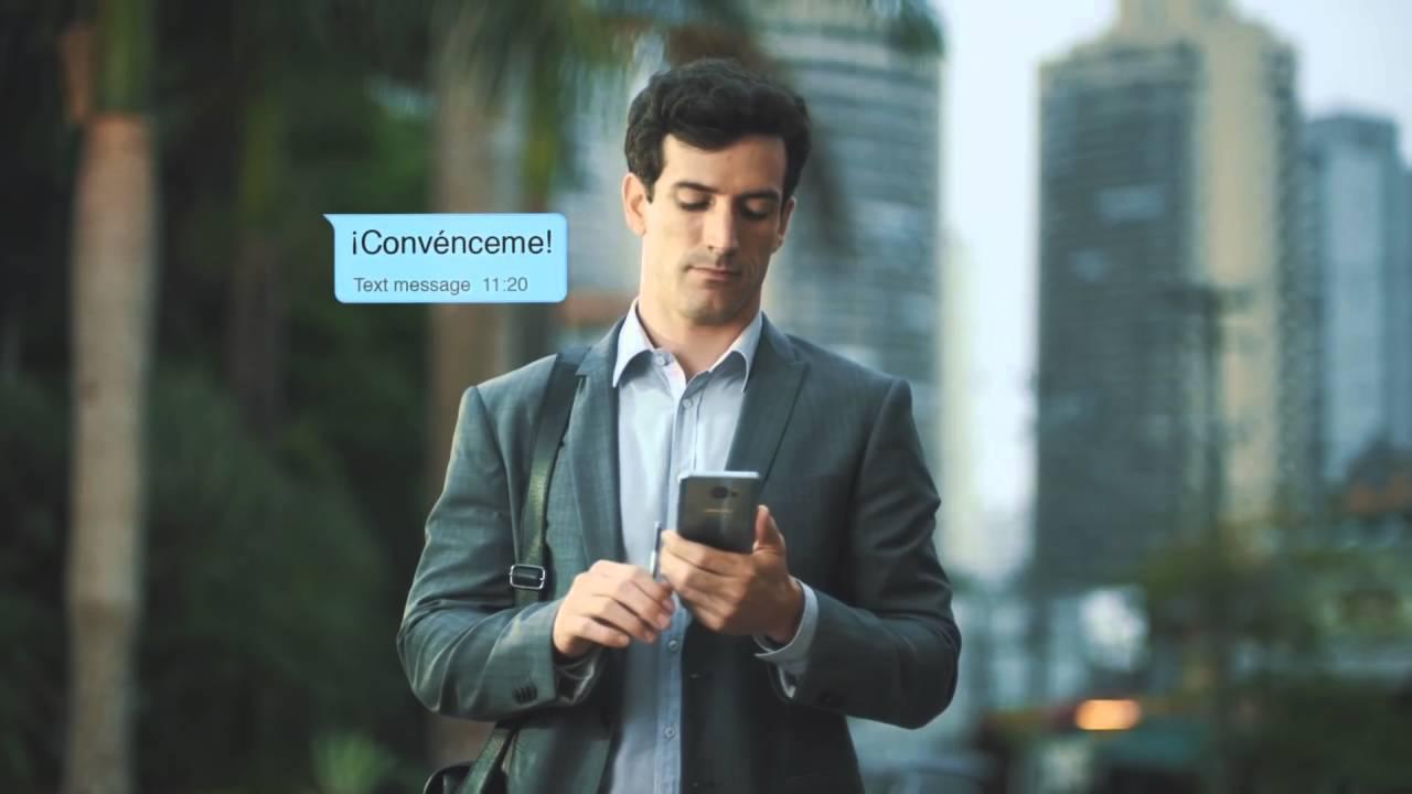 Samsung Galaxy Note 5 - Businessman