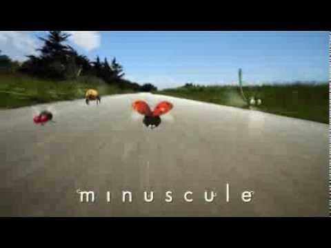 Minuscule - Spot TV