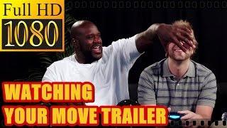 NBA 2K15 | Shaq Ernie Watching Your Every Move Trailer [HD]