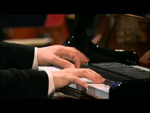 András Schiff - Schubert - Hungarian Melody in B minor, D 817