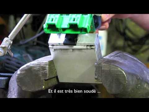 Réparation ventilation C5