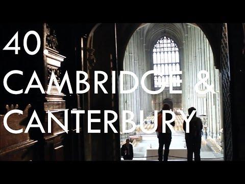 CANDICE IN PARIS | Chapter 40 - Cambridge & Canterbury
