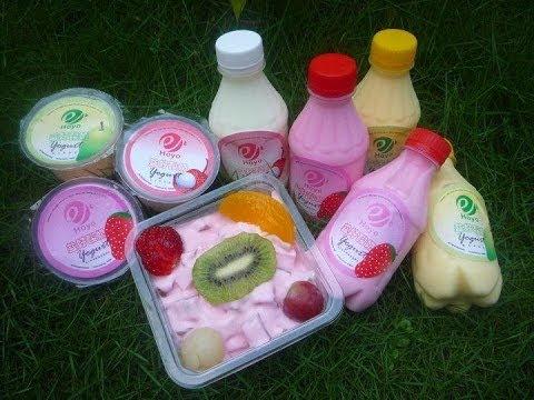 10 Merk Yogurt untuk Diet yang Enak dan Mudah Didapatkan