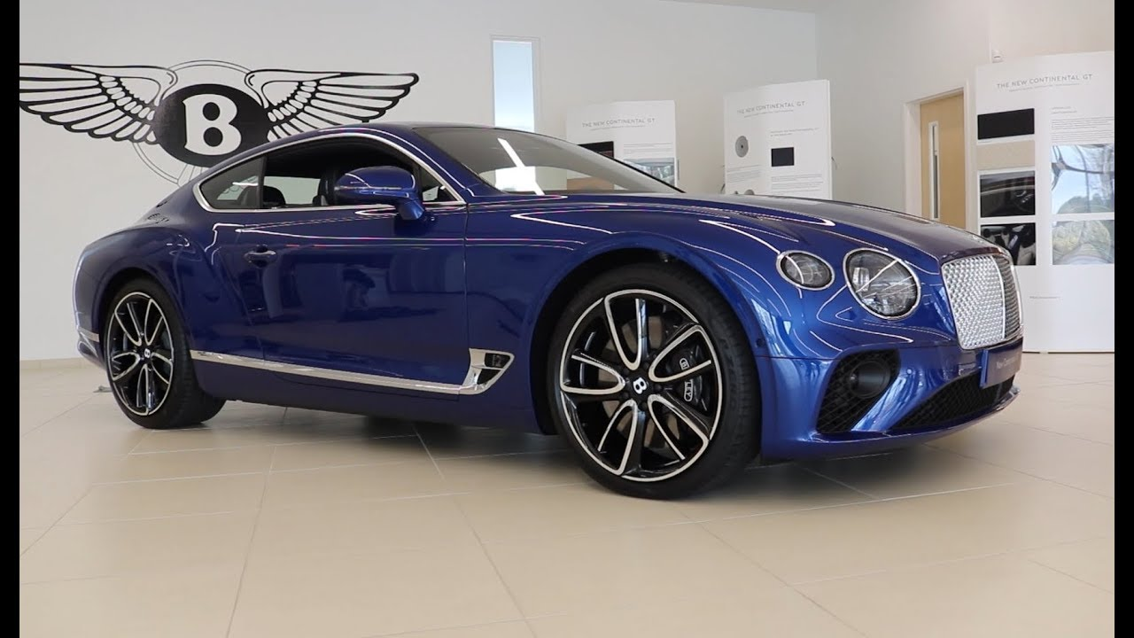 2019 Bentley Continental Gt Technical Review Video 1 Of 2