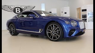 2019 Bentley Continental GT Technical Review (Video 1 of 2)