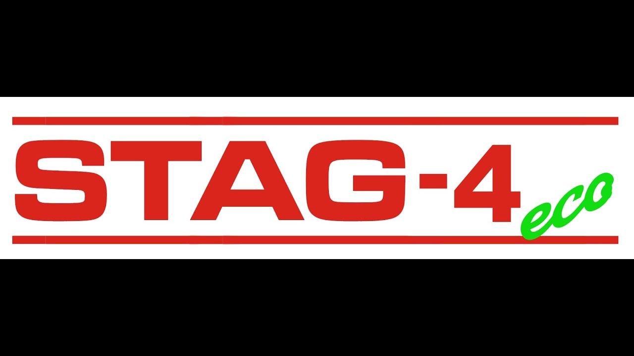 STAG-4 ECO. Устанавливаем ГБО (4 поколения) своими руками.