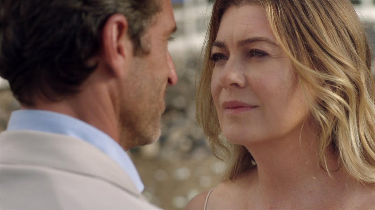 Download Meredith and Derek Talk About Weddings - Grey's Anatomy