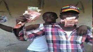 The boy A.K.A cash monies ft sarkodie(AZONTO) u go kill me Remix 2012