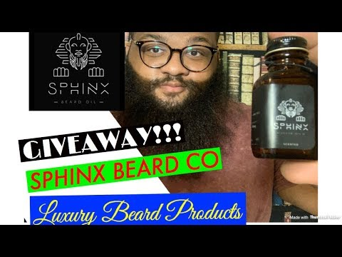 sphinx-beard-review-and-giveaway!!!!!!!-(discount-code-in-bio)