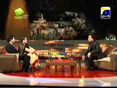 Syed Wasi Shah & Zara Wasi in The Sahir Show   P-3