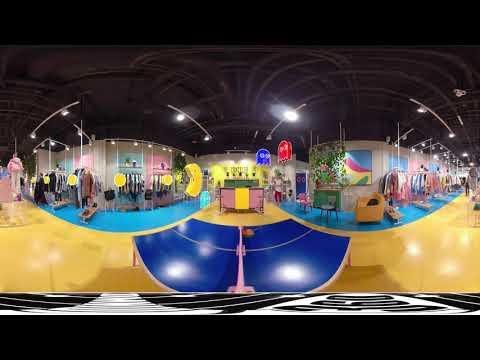 CONCOLOR STORE Vs Pacman 360 Video