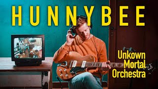 Unknown Mortal Orchestra - 'Hunnybee' (Looping Cover)