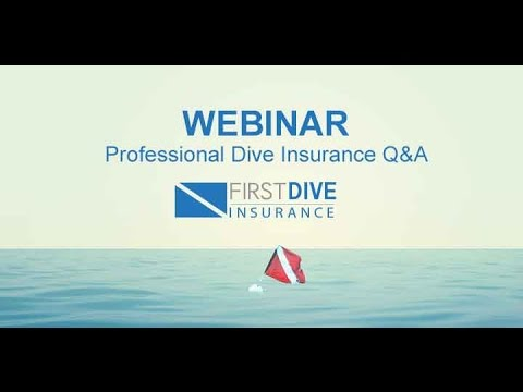 New Professional Liability Insurance for the Diving Industry