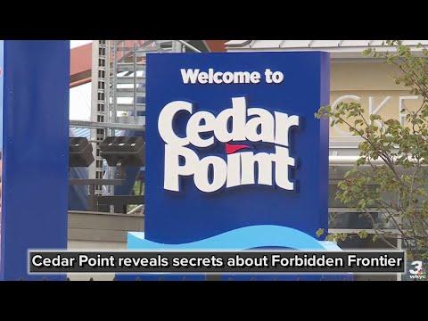 Cedar Point reveals secrets about new 2019 attraction Forbidden Frontier