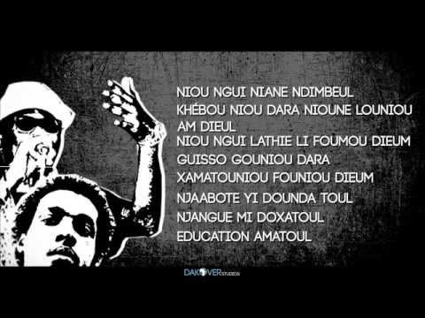 NGAAKA BLINDE Feat CEEPEE Wo Ndimbeul (Lyrics Officiel)