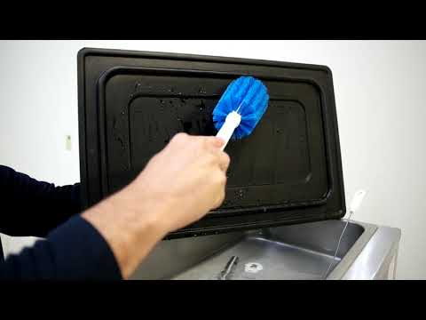 Taylor 430 Shake/Slush Freezer Cleaning and Sanitizing